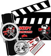 Product development Snoopy Limited Edition