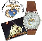 Marines watch
