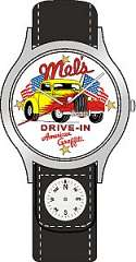 Mels Drive-In watch